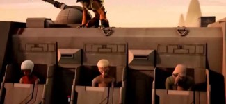 WolfPack Roundtables Star Wars Rebels S1E2 Fighter Flight Review