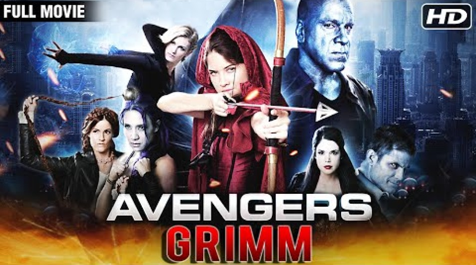 Avengers Grimm Full Movie 2016