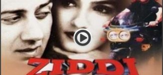 Ziddi Full Movie – Hindi Full HD Action Movie 1997 Sunny Deol