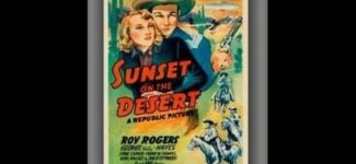 Roy Rogers – Sunset on the Desert (1942) Westerns Full Movies