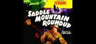 Saddle Mountain Roundup (1941) Westerns Full Movies English