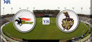 Cricket – PWI vs KKR Pepsi IPL 2013 Full Match Replay