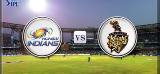 Cricket – MI vs KKR Pepsi IPL 2013 Full Match Replay