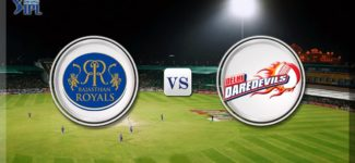 Cricket – RR vs DD Pepsi IPL 2013 Full Match Replay
