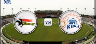 Cricket – PWI vs CSK: Pepsi IPL 2013 Full Match Replay