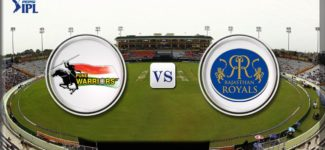 Cricket – PWI vs RR Pepsi IPL 2013 Full Match Replay