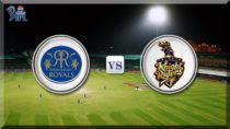 Cricket – RR vs KKR Pepsi IPL Full match replay