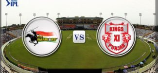 Cricket – PW vs KXIP Pepsi IPL 2013 Full Match Replay
