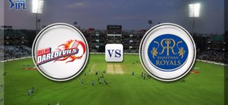 Cricket – DD vs RR Pepsi IPL 2013 Full Match Replay