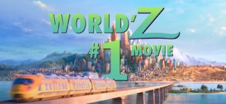 Zootopia is the World'z #1 Movie! – In Theatres NOW! – Walt Disney Animation Studios