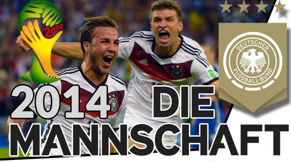 Football World Cup 2014 Highlights – German Commentators