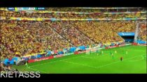 All Goals FIFA Football World Cup 2014 English Commentary