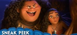 Disney's Moana – In Theatres in 3D November 23 – Walt Disney Animated Movies