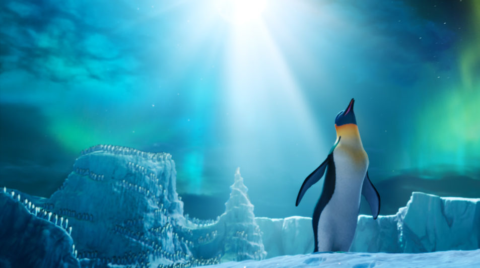 Happy Feet Full Movie 2006 Walt Disney Animation Movies