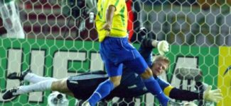 Ronaldo Goals in Football World Cup 2002