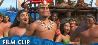 """We Know The Way"" Clip – Moana – Walt Disney Animated Movies"