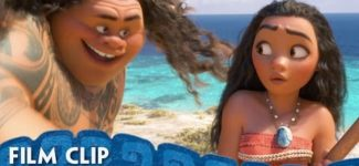 """You're Welcome"" Clip – Moana – Walt Disney Animated Movies"
