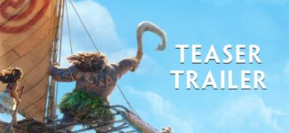 Moana Official US Teaser Trailer – Walt Disney Animated Movies