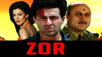 Zor (1998) Full Hindi Movie | Sunny Deol, Sushmita Sen, Milind Gunaji, Om Puri, Anupam Kher