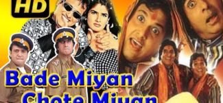 Bade Miyan Chote Miyan (1998) Full Hindi Movie | Amitabh Bachchan, Govinda, Raveena Tandon