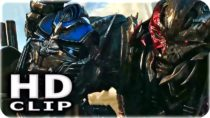 TRANSFORMERS 5 _ All Megatron Movie Clip (2017) Transformers The Last Knight Movie HD