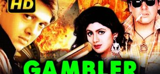 Gambler (1995) Full Hindi Movie | Shilpa Shetty, Govinda, Johnny Lever, Aditya Pancholi