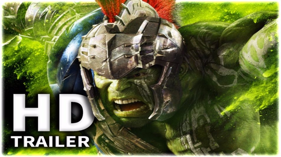 Thor 3 Ragnarok IMAX HD Movie Trailer 2017