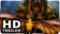 LEAGUE OF GODS Official Trailer #2 (2017) NEW Jet Li Fantasy Movie HD