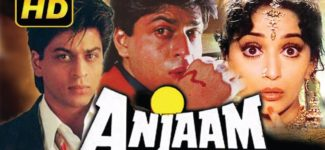Anjaam 1994 | Full Bollywood Hindi Movie | Shahrukh Khan, Madhuri Dixit, Deepak Tijori, Johnny Lever
