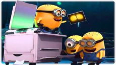 Despicable Me 3 –  Best Funny Minions Moments (2017) Balthazar Bratt, Minions Movie HD