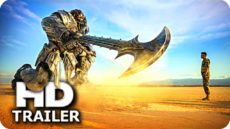 TRANSFORMERS 5 _ Megatron Clip (2017) Transformers: The Last Knight Action Movie HD