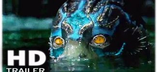 THE SHAPE OF WATER Official Trailer (2017)