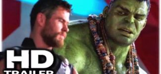 THOR 3 RAGNAROK Official International Trailer NEW (2017) Marvel