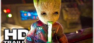 GUARDIANS OF THE GALAXY 2 Baby Groot Movie Clips (2017) Chris Pratt Action Movie HD