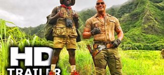 JUMANJI 2: WELCOME TO THE JUNGLE Official Trailer Announcement (2017) Dwayne Johnson, Kev Hart Movie