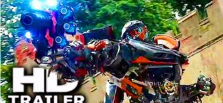 TRANSFORMERS 5 _ Hot Rod CLIP & Samurai Drift Trailer (2017) The Last Knight Action Movie HD