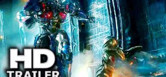 TRANSFORMERS 5 _ Megatron Vs Optimus Trailer NEW (2017) Transformers The Last Knight Action Movie HD
