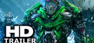 TRANSFORMERS 5 _ CROSSHAIRS Reveal Trailer (2017) Transformers: The Last Knight Action Movie HD