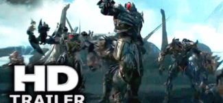 TRANSFORMERS 5 _ Megatron Army Trailer (2017) Transformers: The Last Knight Action Movie HD
