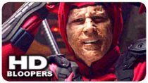 DEADPOOL Funniest Moments & Bloopers [HD] Ryan Reynolds, Deadpool Superhero Comedy Action Movie HD