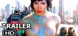GHOST IN THE SHELL _ Final Trailer + All NEW Clips (2017) Scarlett Johansson Sci-Fi Action Movie HD