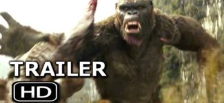KONG Skull Island 'Groove' Trailer (2017) King Kong Blockbuster Action Movie