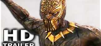 BLACK PANTHER: Golden Jaguar Suit Trailer (2018) Marvel