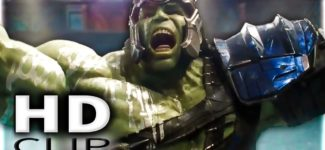 Thor Ragnarok: Hulk vs Thor Movie CLIP + Trailer (2017) Marvel Superhero Movie HD
