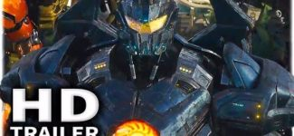 PACIFIC RIM 2: UPRISING Official Trailer #1 (Extended) 2018