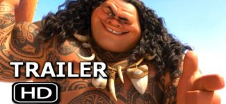 MOANA 'Gone Fishing' Movie Clip (2017) Disney, Family Movie HD