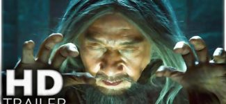 JOURNEY TO CHINA Trailer Teaser (2018) Jackie Chan, Arnold Schwarzenegger Sci-Fi Fantasy Movie HD