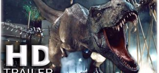 JURASSIC WORLD 2 Official First Look Trailer (2018) Chris Pratt, Dinosaurs Movie HD