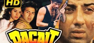 Dacait (1987) Full Hindi Movie | Sunny Deol, Meenakshi Seshadri, Suresh Oberoi
