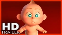 Incredibles 2 Official Teaser Trailer #2 (2018) New Family Animation and Kids Movie HD